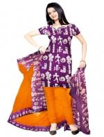 Batik Printing Salwar Kameez_108
