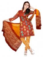 Batik Printing Salwar Kameez_109