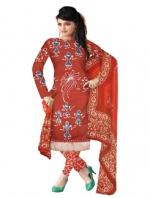 Batik Printing Salwar Kameez