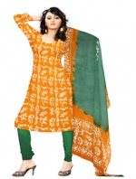 Batik Printing Salwar Kameez_113