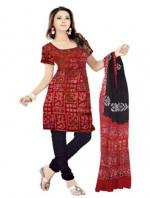Batik Printing Salwar Kameez_119