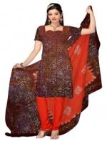Batik Printing Salwar Kameez_121