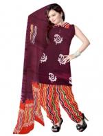 Batik Printing Salwar Kameez_129