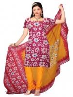 Batik Printing Salwar Kameez_131