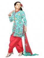 Batik Printing Salwar Kameez_134
