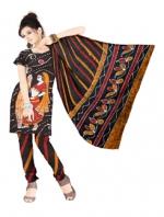Batik Printing Salwar Kameez_144