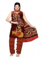 Batik Printing Salwar Kameez_146