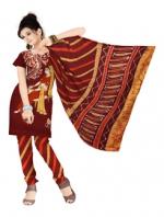 Batik Printing Salwar Kameez_149