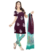 Batik Printing Salwar Kameez_152