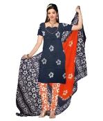 Batik Printing Salwar Kameez_153