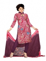 Batik Printing Salwar Kameez_158