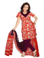 Batik Printing Salwar Kameez_160