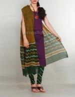 Batik Printing Salwar Kameez_163