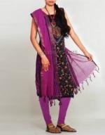 Batik Printing Salwar Kameez_165