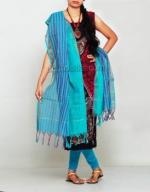Batik Printing Salwar Kameez_167