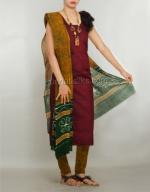 Batik Printing Salwar Kameez_170