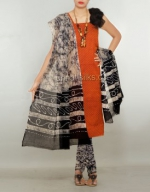 Batik Printing Salwar Kameez_173