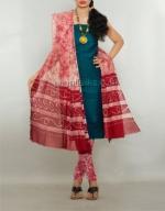 Batik Printing Salwar Kameez_174