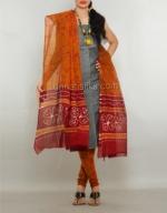 Batik Printing Salwar Kameez_175