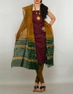 Batik Printing Salwar Kameez_176