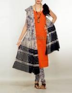 Batik Printing Salwar Kameez_179