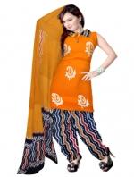 Batik Printing Salwar Kameez_124
