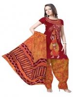Batik Printing Salwar Kameez_65