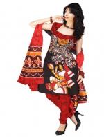 Batik Printing Salwar Kameez_76