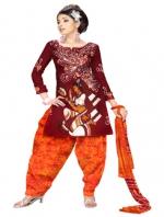 Batik Printing Salwar Kameez_78