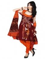 Batik Printing Salwar Kameez_79