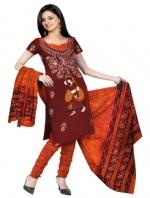 Batik printing Salwar Kameez_83