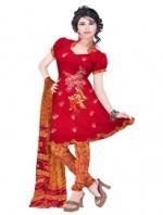 Batik printing Salwar Kameez_85