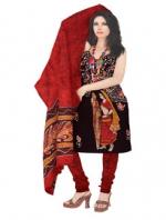Batik Printing Salwar Kameez_86