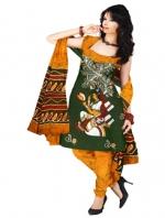 Batik Printing Salwar Kameez_88