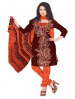 Batik Printing Salwar Kameez_90