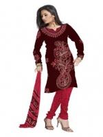 Batik Printing Salwar Kameez_92