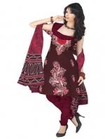 Batik Printing Salwar Kameez_95