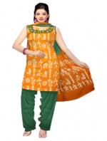 Batik Printing Salwar Kameez_103