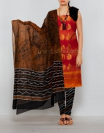 Online Batik Printing Salwar Kameez_182