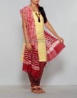 Online Batik Printing Salwar Kameez_186