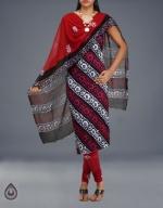 Online Batik Printing Salwar Kameez_193