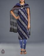 Online Batik Printing Salwar Kameez_197