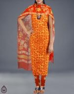 Online Batik Printing Salwar Kameez_205