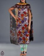 Online Batik Printing Salwar Kameez_207