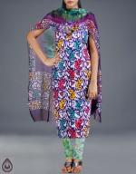 Online Batik Printing Salwar Kameez_209