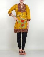 Batik Printing Salwar Suit
