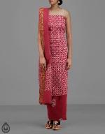Shop Online Batik Salwar Suit_22