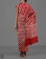 Shop Online Batik Salwar Suit_26
