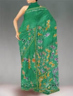 Batik Printing Sarees_105