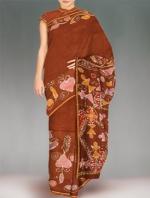 Batik Printing Sarees_106